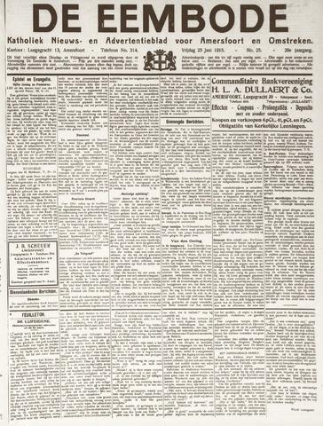 De Eembode 1915-06-25