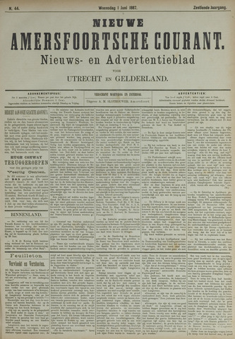 Nieuwe Amersfoortsche Courant 1887-06-01