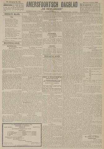 Amersfoortsch Dagblad / De Eemlander 1923-04-14