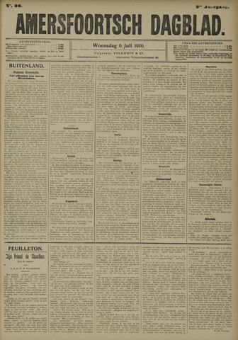 Amersfoortsch Dagblad 1910-07-06