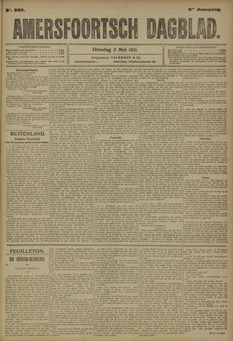 Amersfoortsch Dagblad 1911-05-02