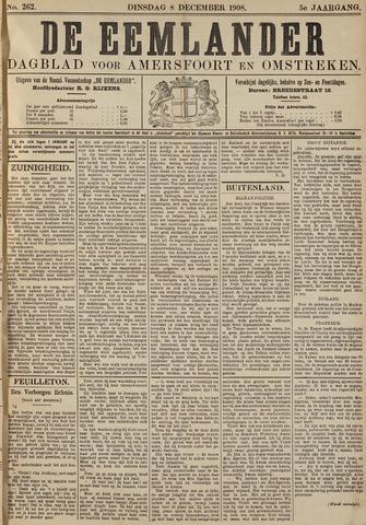 De Eemlander 1908-12-08