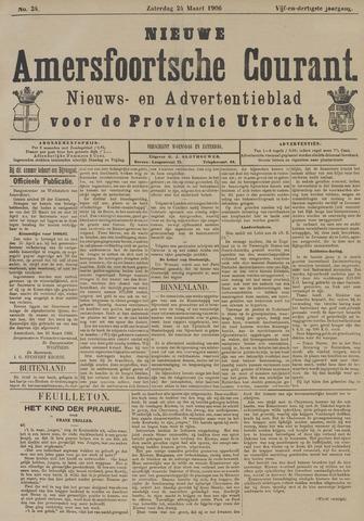 Nieuwe Amersfoortsche Courant 1906-03-24