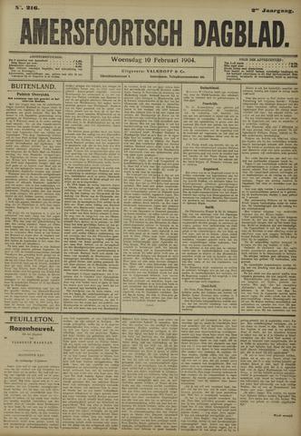 Amersfoortsch Dagblad 1904-02-10