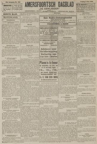 Amersfoortsch Dagblad / De Eemlander 1925-05-08