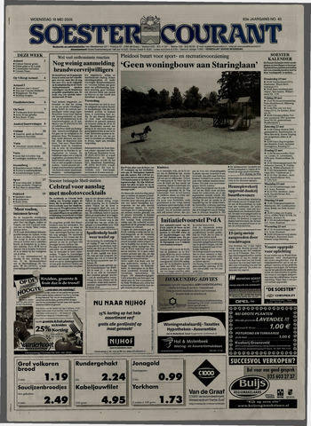 Soester Courant 2005-05-18