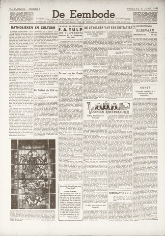 De Eembode 1941-06-06