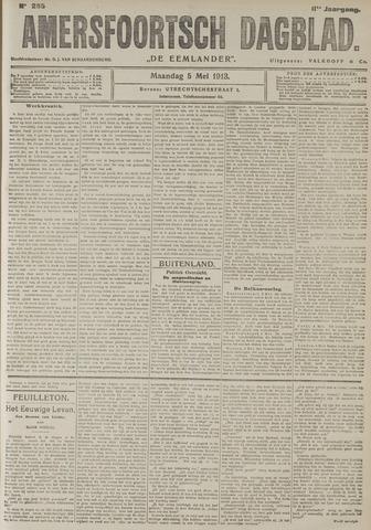 Amersfoortsch Dagblad / De Eemlander 1913-05-05
