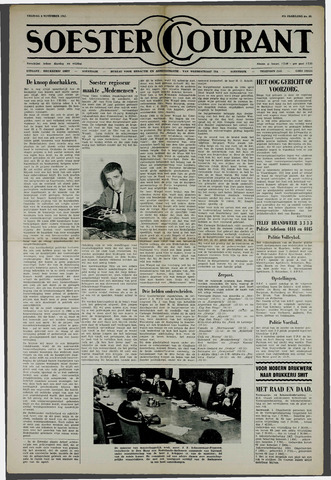 Soester Courant 1963-11-08