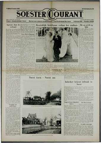 Soester Courant 1966-03-11