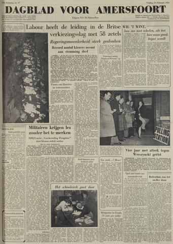 Dagblad voor Amersfoort 1950-02-24