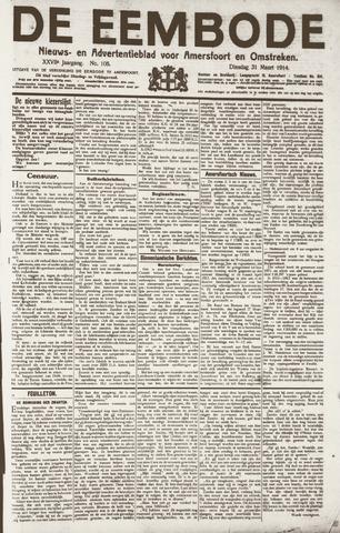 De Eembode 1914-03-31
