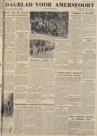 Dagblad voor Amersfoort 1948-07-06