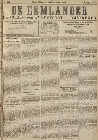 De Eemlander 1908-12-02
