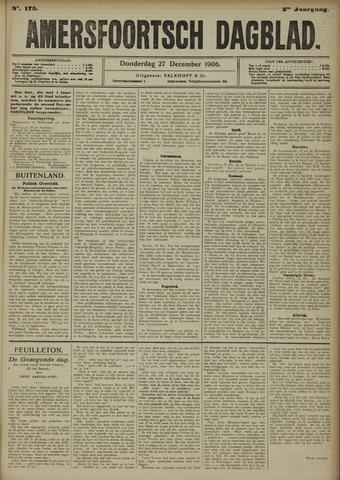 Amersfoortsch Dagblad 1906-12-27