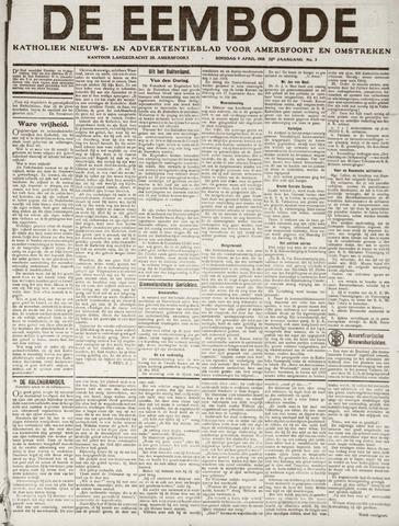 De Eembode 1918-04-09