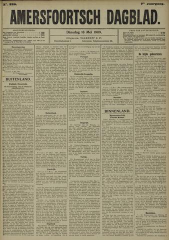 Amersfoortsch Dagblad 1909-05-18