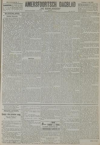 Amersfoortsch Dagblad / De Eemlander 1921-07-08