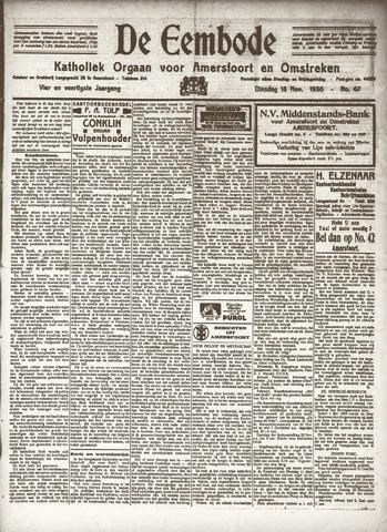De Eembode 1930-11-18