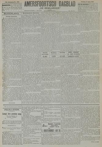 Amersfoortsch Dagblad / De Eemlander 1921-04-08
