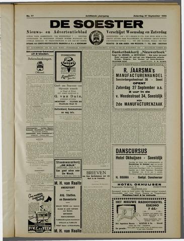 De Soester 1930-09-27