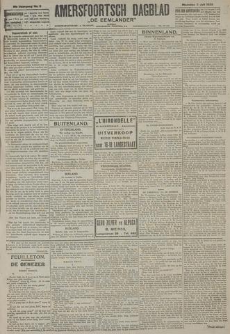 Amersfoortsch Dagblad / De Eemlander 1922-07-03