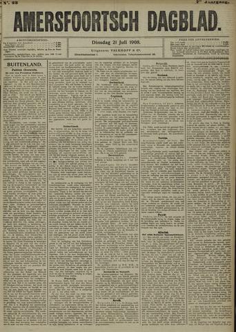 Amersfoortsch Dagblad 1908-07-21
