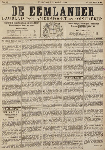 De Eemlander 1909-03-02