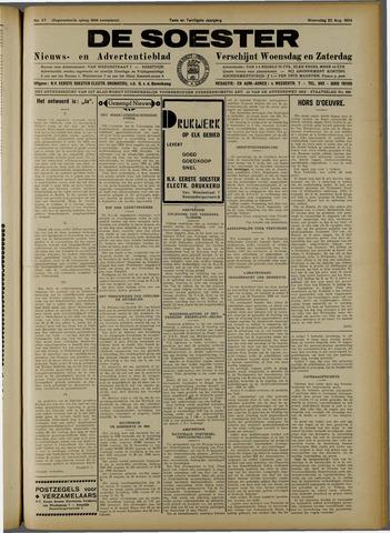 De Soester 1934-08-22