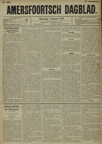 Amersfoortsch Dagblad 1909-01-11
