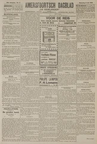 Amersfoortsch Dagblad / De Eemlander 1925-07-06