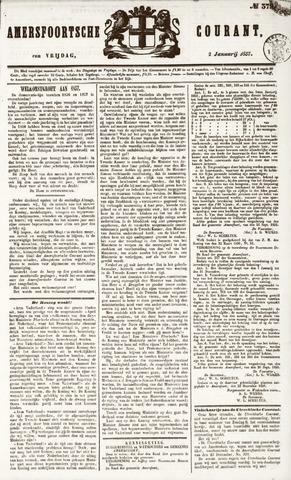 Amersfoortsche Courant 1857