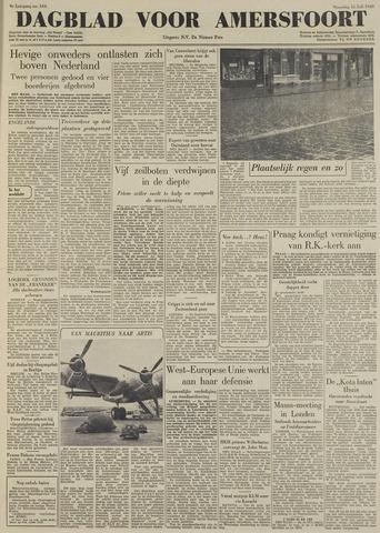 Dagblad voor Amersfoort 1949-07-18