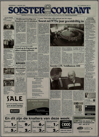 Soester Courant 2004-01-07