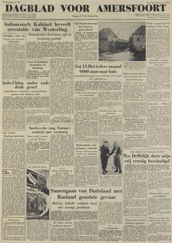 Dagblad voor Amersfoort 1950-01-25