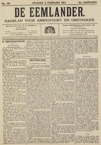 De Eemlander 1911-02-03