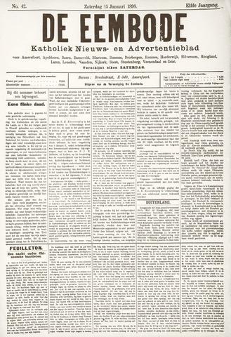 De Eembode 1898-01-15