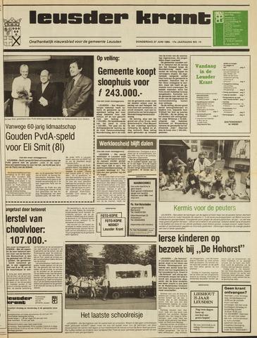 Leusder Krant 1985-06-27