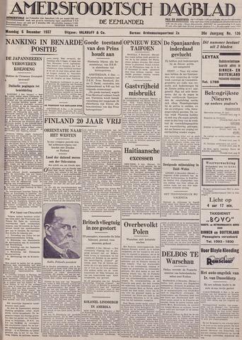 Amersfoortsch Dagblad / De Eemlander 1937-12-06