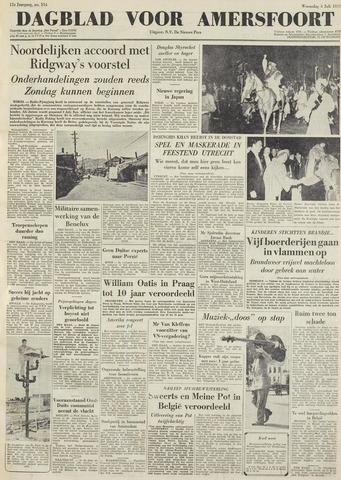 Dagblad voor Amersfoort 1951-07-04