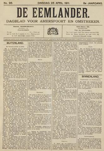 De Eemlander 1911-04-25