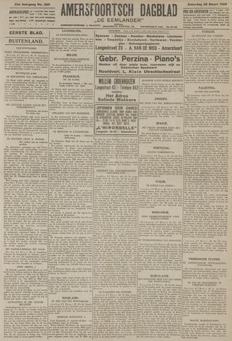 Amersfoortsch Dagblad / De Eemlander 1925-03-28