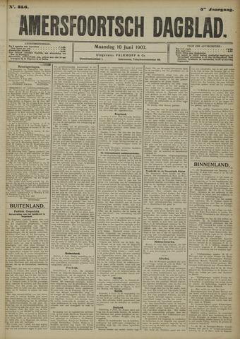 Amersfoortsch Dagblad 1907-06-10