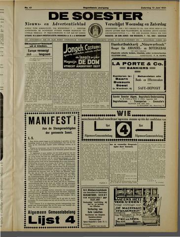 De Soester 1931-06-13
