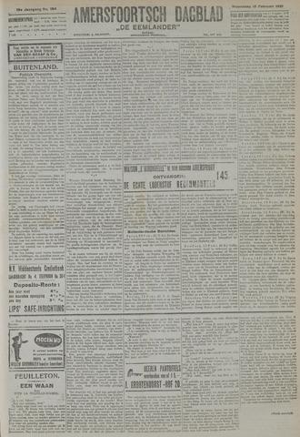 Amersfoortsch Dagblad / De Eemlander 1921-02-16
