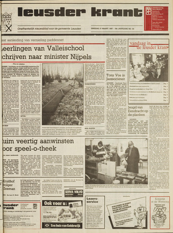 Leusder Krant 1987-03-31