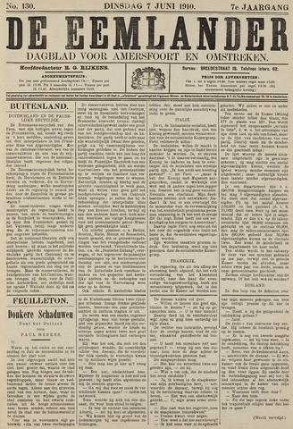 De Eemlander 1910-06-07