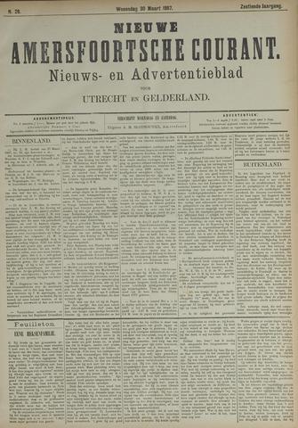 Nieuwe Amersfoortsche Courant 1887-03-30