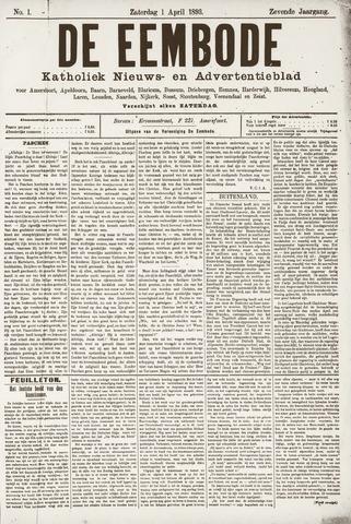 De Eembode 1893-04-01