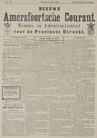 Nieuwe Amersfoortsche Courant 1903-04-04